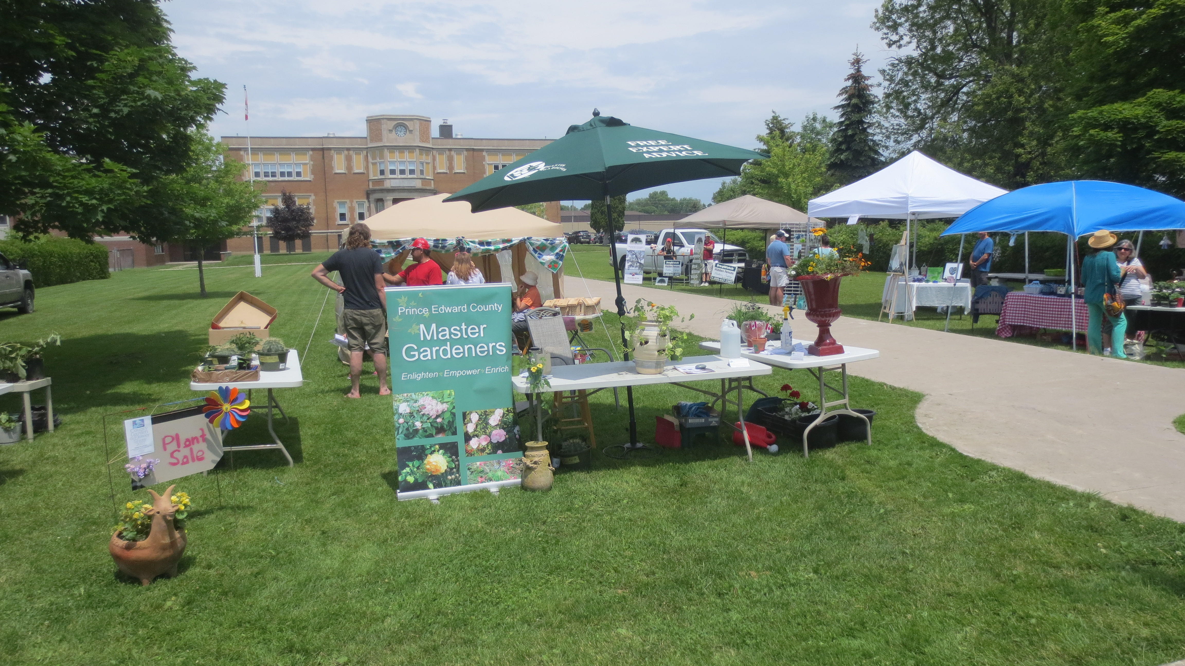 Prince Edward County Master Gardeners Come Grow With Us